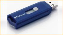 USB 8GB VERBATIM