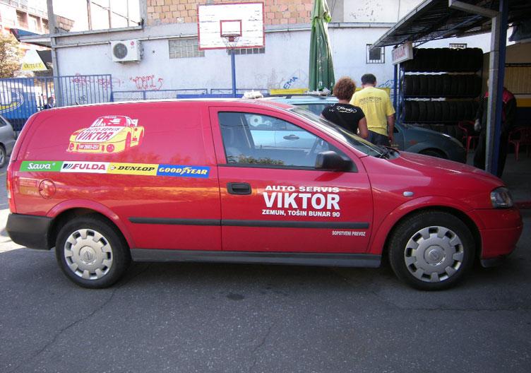 Vulkanizer Viktor, vulkanizeri Beograd, sirok asortiman pneumatika