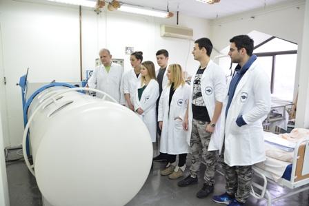 "Visoka zdravstveno sanitarna škola ""Visan"", Univerziteti Beograd, medicinski radiolozi"