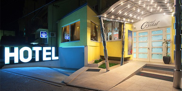 Hotel Crystal, hoteli Kraljevo, hotelski i apartmanski smestaj