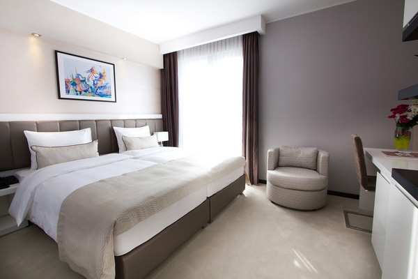Heritage Hotel Beograd, hoteli Beograd, zvucno izolovane sobe
