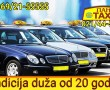 PAN TAXI, auto prevoznici Novi sad, taxi prevoz novi sad