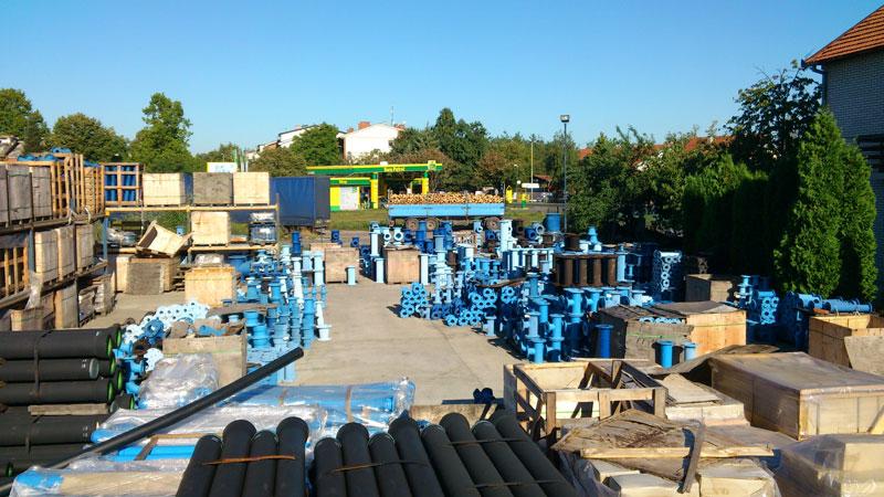 Sanivod, vodovodni materijal Beograd, MS ventili i kompresioni fiting