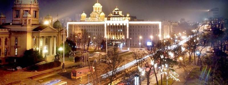 Novogodisnji Beograd bgd.30.12.2005. foto: I. Marinkovioc