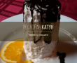 Restoran Katun, restorani Beograd, slatke poslastice