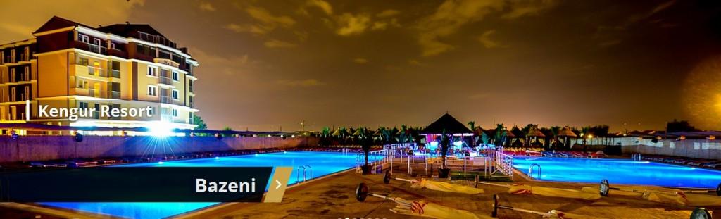 Kengur-resort-bazeni