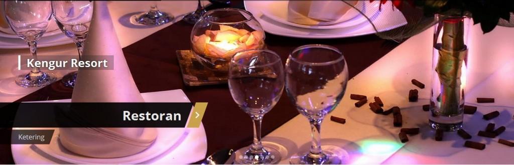 Kengur-resort-restoran