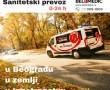 Bel medic opšta bolnica, bolnice i poliklinike Beograd, sanitetski prevoz pacijenata