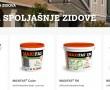 Maxima Lučani, prodaja i proizvodnja boja i lakova, boje za spoljasnje zidove - fasade