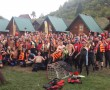 DMD kamp, rafting Tara, team building rafting kamp