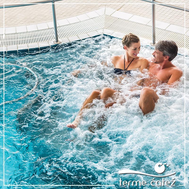 Terme Čatež, wellness & spa centar Slovenija, termalne tople vode