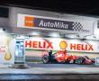 Auto Mika, auto delovi Beograd, co-branded Shell-Ferrari shop