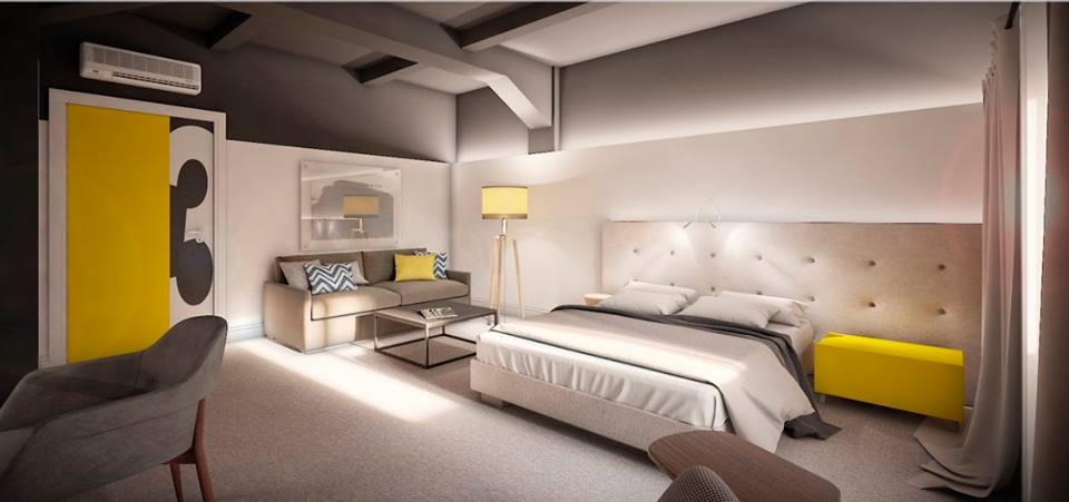 Hotel Bohemian, hoteli Beograd, luksuzan smestaj