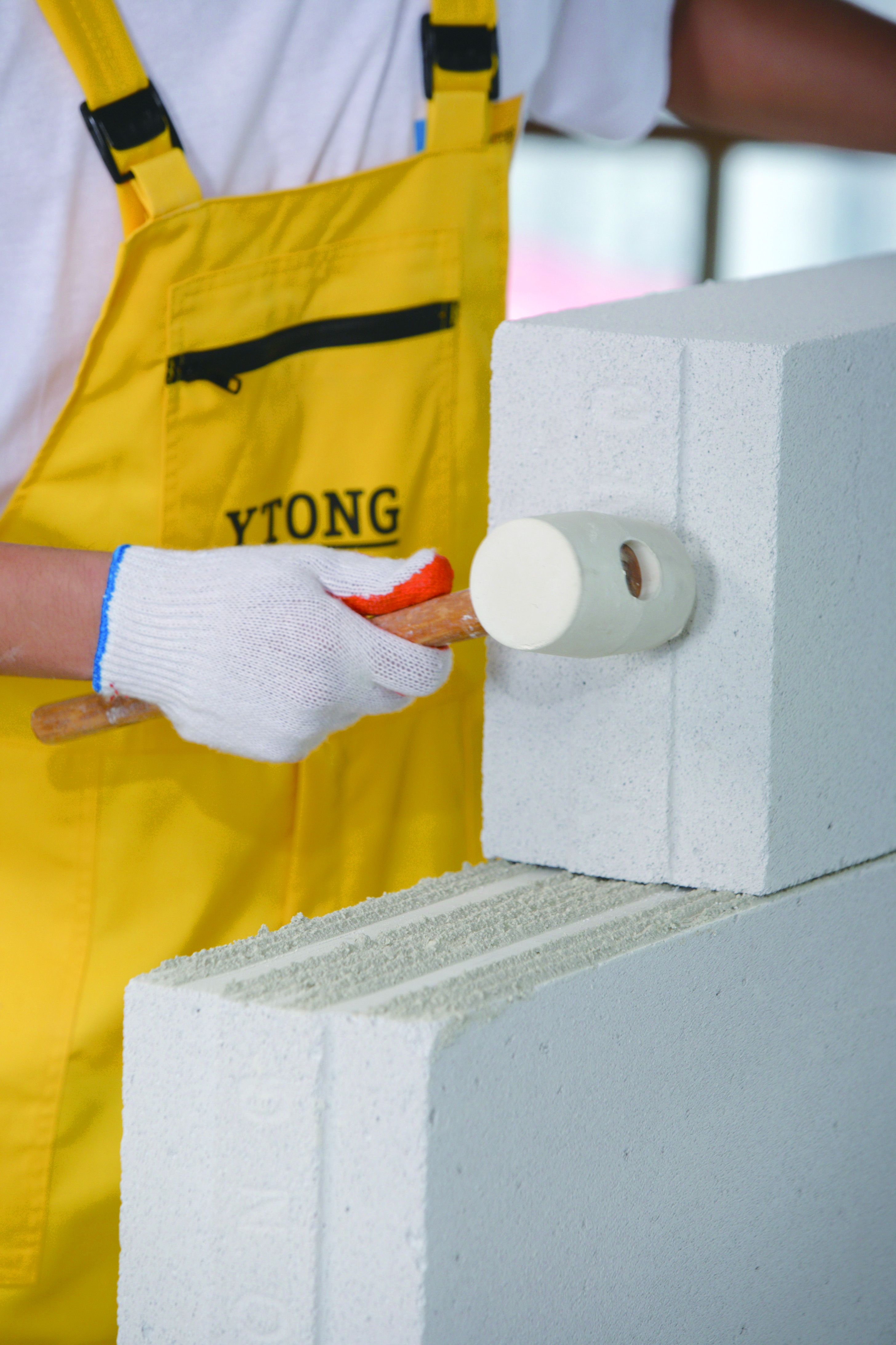 Xella Srbija, proizvodnja gradjevinskih materijala, ytong blokovi za pregradne zidove