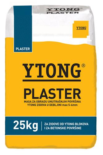 Xella Srbija, proizvodnja gradjevinskih materijala, ytong plaster masa za obradu zidova